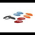 V-LACES elastingi silikoniniai batų raišteliai