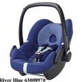 MAXI COSI Pebble 0-13 kg automobilinė kėdutė river blue