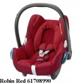 MAXI COSI automobilinė kėdutė 0-13 kg CABRIOFIX robin red