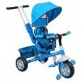 Elgrom triratukas B32 su apsukama sėdyne mėlynas
