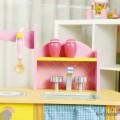 Rožinė virtuvėlė