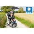 REER ShineSafe skėtis nuo saulės vežimėliui
