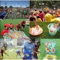 vandens balionų karas