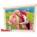 SIMBA lėlytė Steffi Love su arkliuku ir aksesuarais