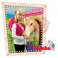 SIMBA lėlytė Steffi Love su arkliuku ir aksesuarais nuotrauka nr.1
