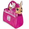 Simba Chi Chi Love Glam Fashion žaislinis šuniukas su krepšiu