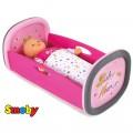 SMOBY lovytė lėlėms Baby Nurse