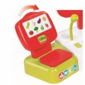 Smoby Elektroninė fiskalinė kasa su ekraniuku, raudona nuotrauka nr.2
