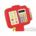 Smoby Elektroninė fiskalinė kasa su ekraniuku, raudona nuotrauka nr.4