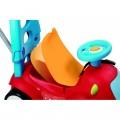 Smoby paspirtukas - sūpynė Maestro Ride on, raudonas nuotrauka nr.11