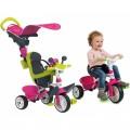 Smoby triratukas Baby Driver, rožinis nuotrauka nr.1