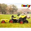 SMOBY traktorius su priekaba CLAAS XL nuotrauka nr.3