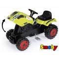 SMOBY traktorius su priekaba CLAAS XL nuotrauka nr.6
