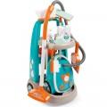 Smoby kambarių tvarkymo vežimėlis su aksesuarais 330309 nuotrauka nr.2