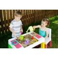 Vaikiškas stalas žaidimams lauke
