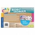 """Thames & Kosmos lavinamoji priemonė - konstruktorius pradedantiesiems """"Robotų inžinierius"""" (567009) nuotrauka nr.2"""