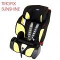 KLIPPAN automobilinė kėdutė 9-36 kg Triofix sunshine