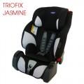KLIPPAN automobilinė kėdutė 9-36 kg Triofix jasmine