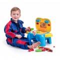 """Vaikiška įrankių dėžė - kėdė """"Meistrelis"""" nuotrauka nr.1"""