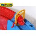 Wader XXL smėlio dėžė su vandens kanalu ir aksesuarais nuotrauka nr.4