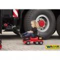 Wader QT MAMMOET sunkvežimis - paspirtukas nuotrauka nr.1