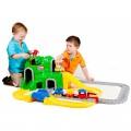 Little Tikes Kelių ir traukinio bėgių rinkinys nuotrauka nr.6