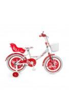 детский велосипед Angel Wings 16