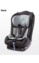 Automobilinė kėdutė Jupiter+SPS 0-25kg natūralios medvilnės užvalkalais, pilka