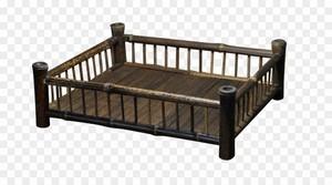 Kūdikio lovytė - maniežas iš bambuko