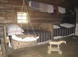 Kudikio lovyte senovinėje sodyboje