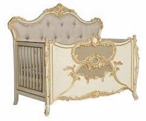 Prabangi kudikio lovyte
