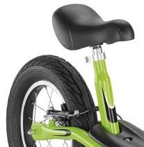 Balansiniai dviratukai su V tipo stabdžiais ant galinio rato
