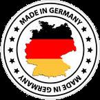 Padaryta Vokietijoje