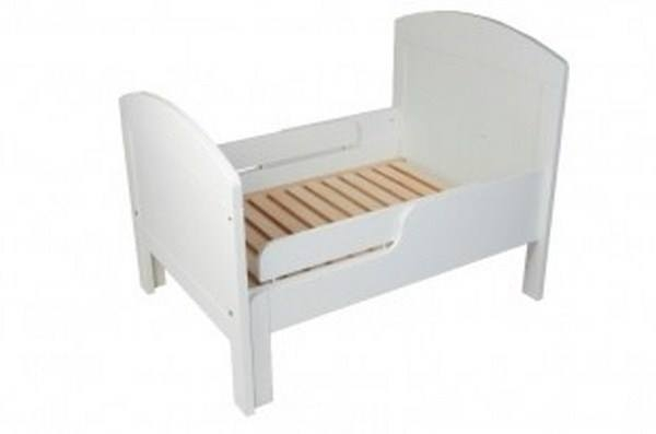 Auganti kudikio lovyte