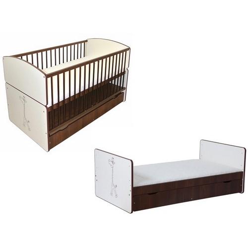 Transformuojama vaikiska lovyte